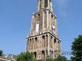 Utrecht, věž katedrály sv. Martina