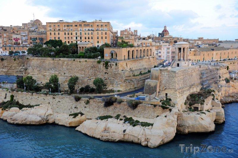 Fotka, Foto Valletta, přístav (Malta)