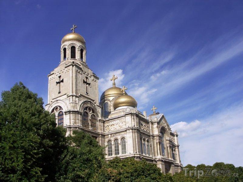 Fotka, Foto Varna, katedrála (Severní pobřeží, Bulharsko)