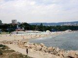 Varna, pláž