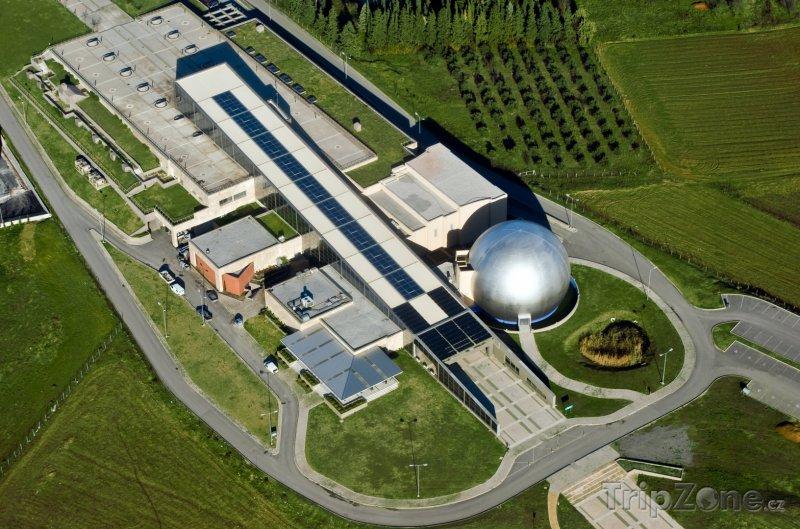 Fotka, Foto Vědecké centrum a technické muzeum (Soluň, Řecko)