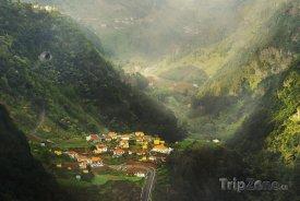 Vesnice ve vnitrozemí