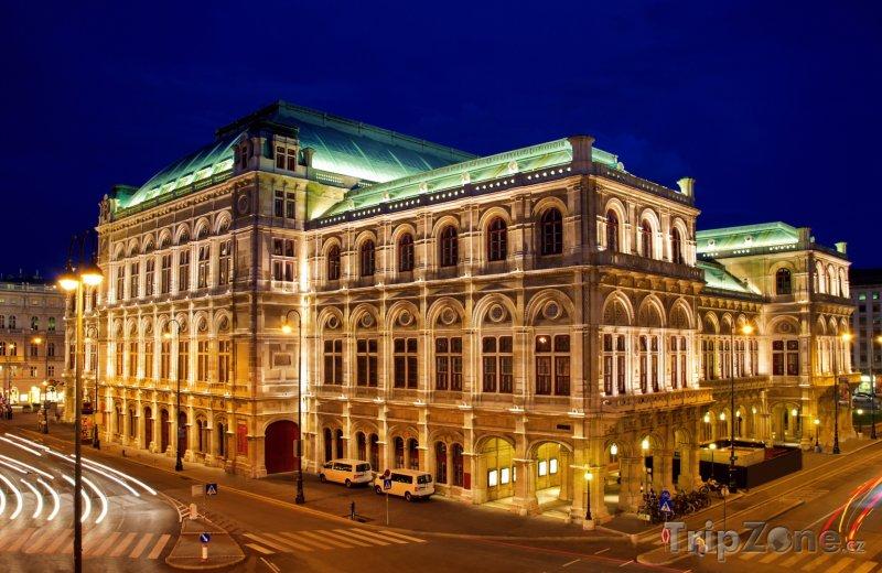 Fotka, Foto Vídeňská státní opera (Staatsoper) (Vídeň, Rakousko)