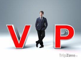 VIP cestující