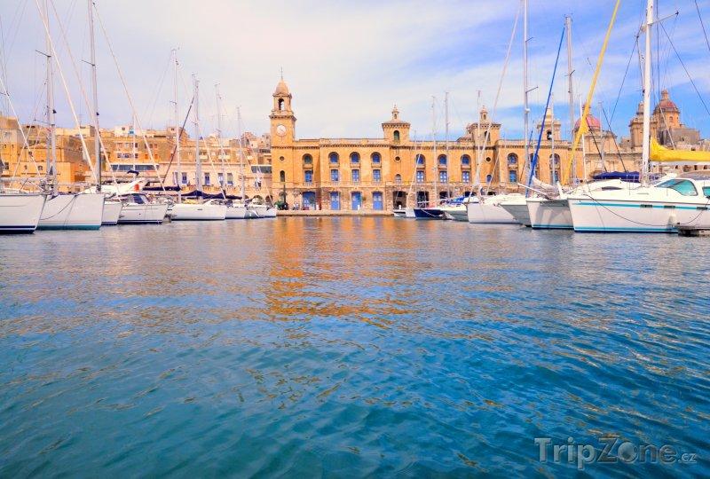 Fotka, Foto Vittoriosa (Birgu), přístav (Malta)