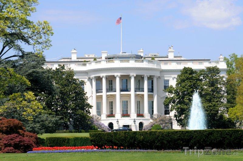 Fotka, Foto Washington, D.C., Bílý dům (USA)