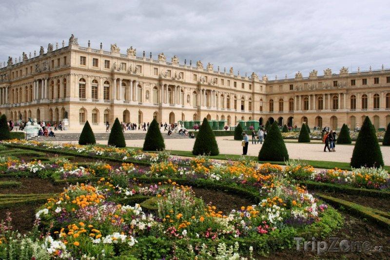 Fotka, Foto Zámek Versailles v okolí Paříže (Paříž, Francie)