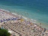 Zlaté Písky, pláž