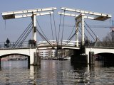 Zvedací most Magere Brug