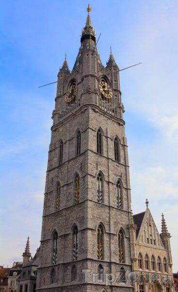 Fotka, Foto Zvonice Belfry (Gent, Belgie)