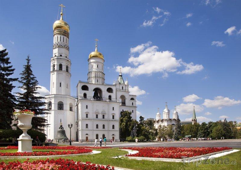 Fotka, Foto Zvonice Ivana Velikého (Moskva, Rusko)