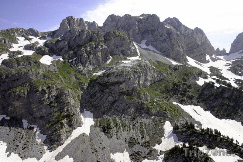 Fotka, Foto Albánské alpy (Albánie)