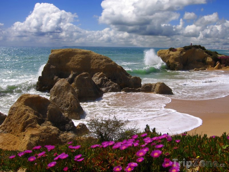 Fotka, Foto Algarve - pobřeží (Portugalsko)