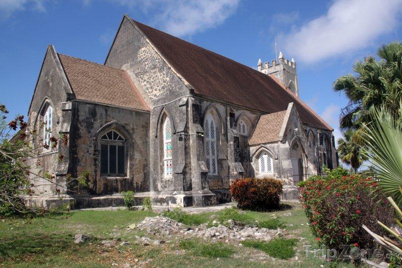 Fotka, Foto Anglikánský kamenný kostel (Barbados)