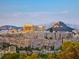Athény - Akropole