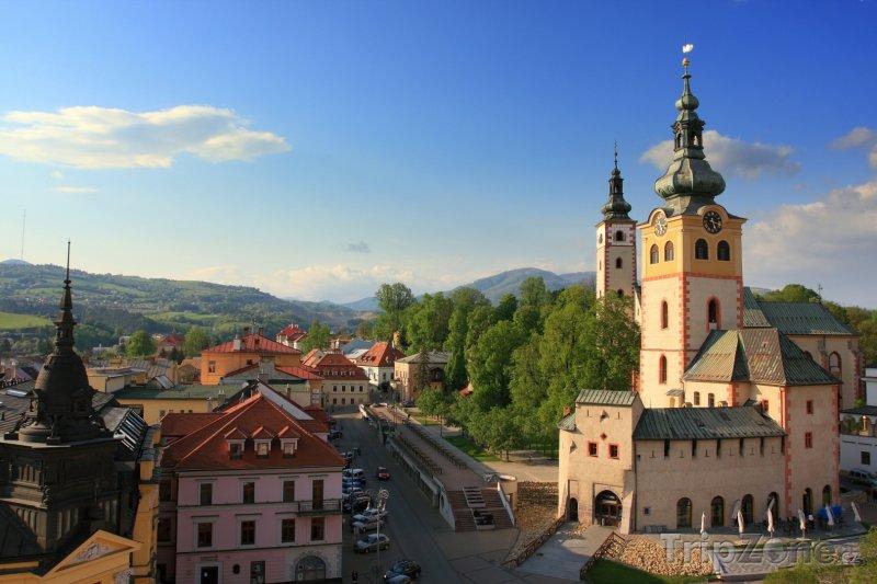 Fotka, Foto Banská Bystrica (Slovensko)