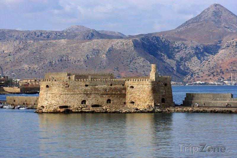 Fotka, Foto Benátská pevnost (Heraklion, Řecko)