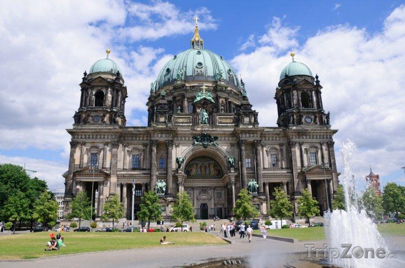 Fotka, Foto Berlínská katedrála (Německo)