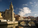 Bilbao - most San Anton