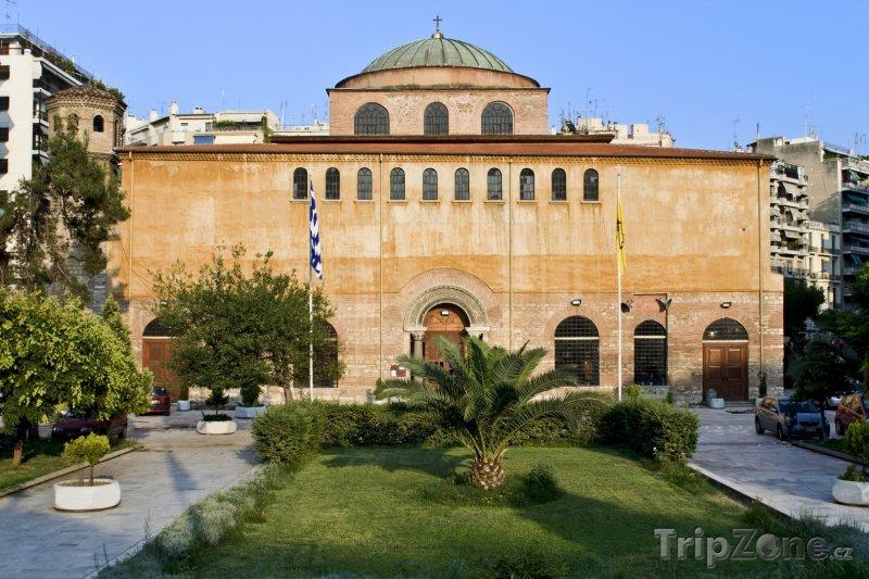 Fotka, Foto Chrám Hagia Sophia (Soluň, Řecko)