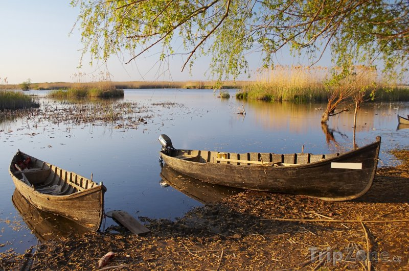 Fotka, Foto Delta Dunaje (Rumunsko)