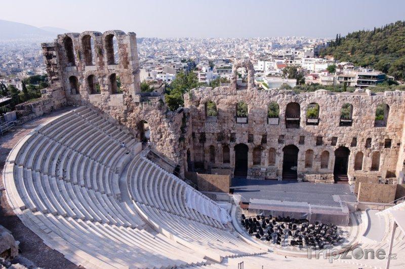 Fotka, Foto Divadlo Heroda Atického (Athény, Řecko)