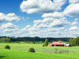 Farma na venkově