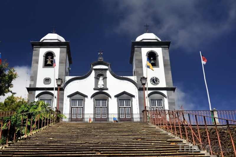 Fotka, Foto Funchal - kostel Nossa Senhora do Monte (Madeira, Portugalsko)
