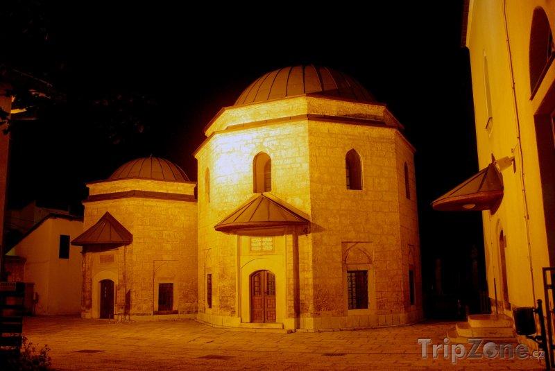 Fotka, Foto Gazi Husrev-begova mešita (Sarajevo, Bosna a Hercegovina)