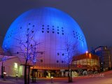 Hala Globe ve Stockholmu