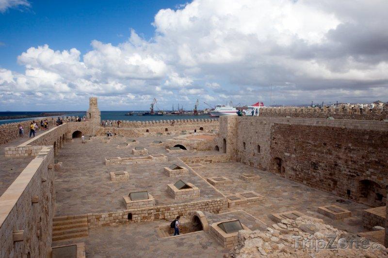 Fotka, Foto Heraklion - pohled z benátské pevnosti (Heraklion, Řecko)