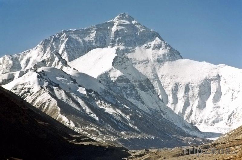 Fotka, Foto Himaláj, Mount Everest (Čína)