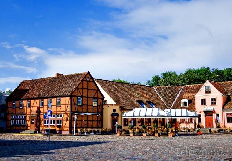 Fotka, Foto Historické náměstí (Litva)