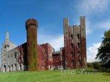 Hrad Penryhn - severní Wales