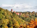 Hrad Turaida v Siguldě