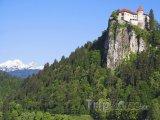 Hrad v Bledu