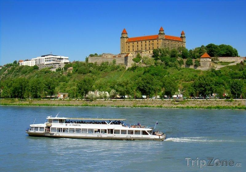 Fotka, Foto Hrad v Bratislavě (Slovensko)