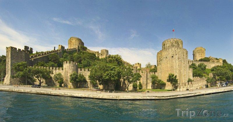 Fotka, Foto Istanbul - pevnost Rumeli (Turecko)