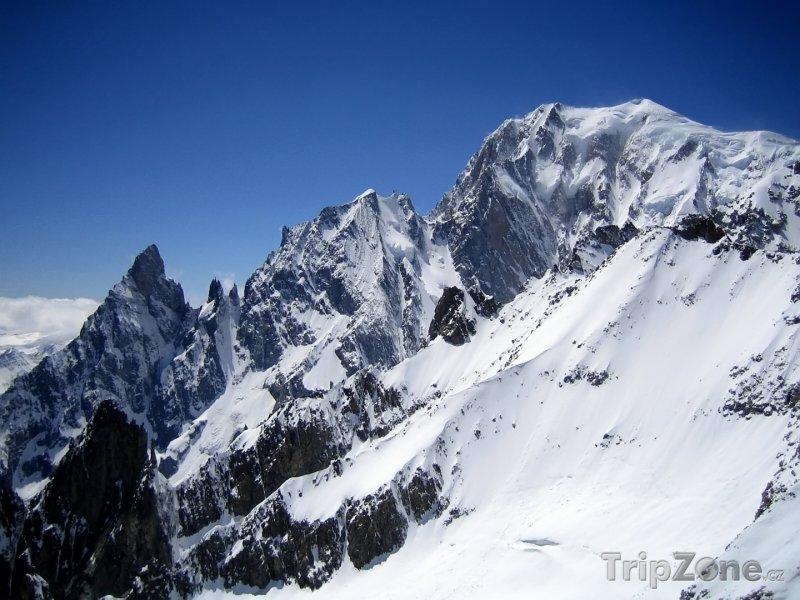 Fotka, Foto Italské Alpy, Mont Blanc (Itálie)