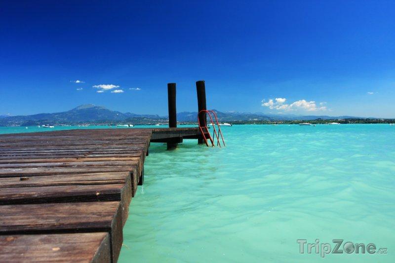 Fotka, Foto Jezero Lago di Garda (Itálie)