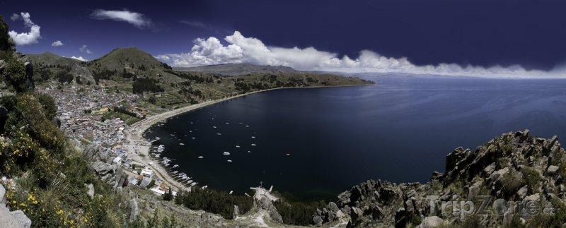Fotka, Foto Jezero Titicaca (Peru)