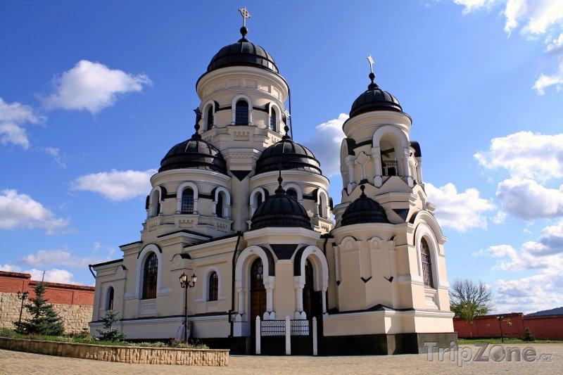 Fotka, Foto Klášter Capriana (Moldavsko)