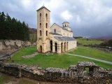 Klášter Sopoćani - světové dědictví UNESCO