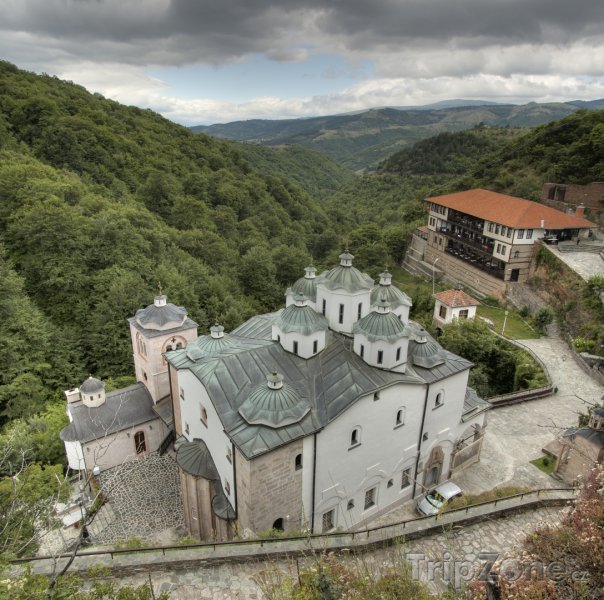 Fotka, Foto Klášter svatého Joakima (Makedonie)