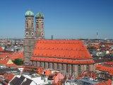 Kostel Frauenkirche v Mnichově