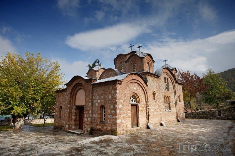 Fotka, Foto Kostel svatého Pantelejmona ve Skopje (Makedonie)