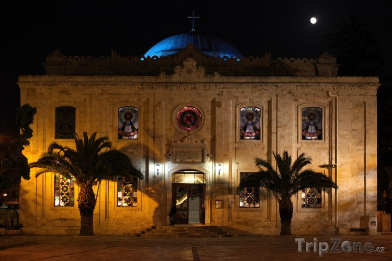 Fotka, Foto Kostel svatého Tita - Heraklion (Heraklion, Řecko)