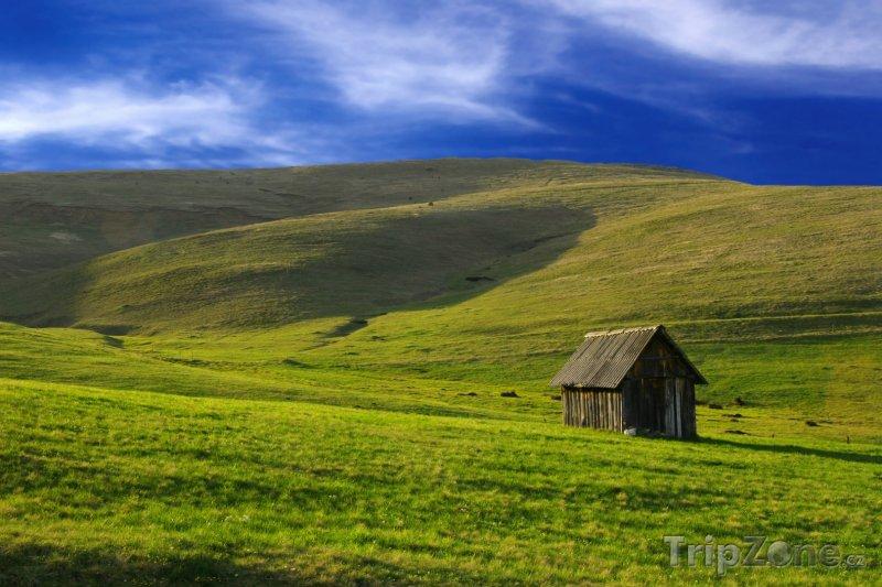 Fotka, Foto Krajina v oblasti Zlatibor (Srbsko)