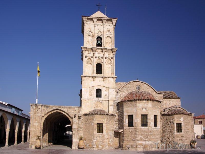 Fotka, Foto Larnaka, kostel sv. Lazara (Kypr)