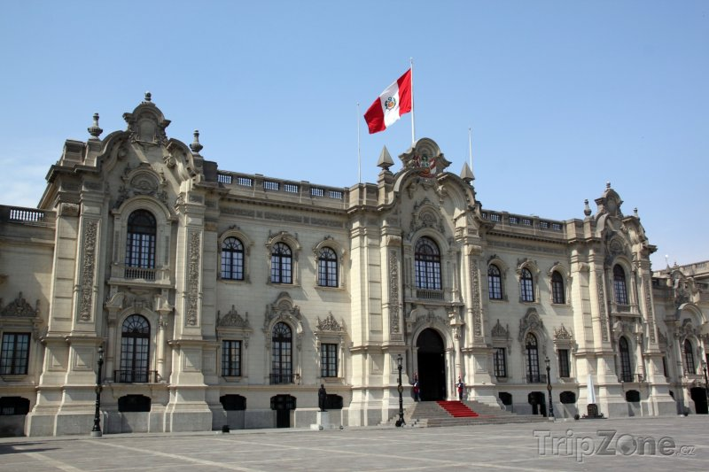 Fotka, Foto Lima, sídlo vlády (Peru)